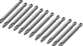 TR-98808-boxof12 1/8 Double End Drill Bits by Triumph 98808 Qty 12
