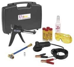 UVW-333000 Uview 333000 Spotgun Jr. Micro Lite Leak Detection Kit