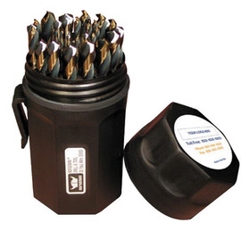 VIG-44170 Viking  44170 Black And Gold Ultra Bore Drill Bit Set