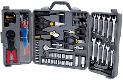 WMR-W1519 Performance Tool 265 pc. Tool Set by Wilmar