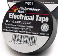 WMR-W501D Electrical Tape 3/4 x 30' 7mil