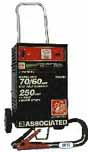 ASO-6012 Associated 6/12 Volt Professional Battery Charger 6012