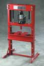 ATD-7452 12 ton Hydraulic Bench Press with Bottle Jack ATD 7452