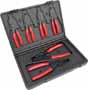 ATD-913 ATD 913 6pc. Internal/External Snap Ring Pliers Set