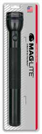 MAG-S4D016 Maglite 4D Cell Flashlight Black
