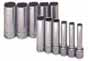 SKT-1350 SK Specialty Tools 1350 11 Pc. 1/4 Dr. 12 pt. Deep Socket Set
