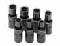 SKT-34353 SK 34353 7 Pc. 6 point 1/2 in. Dr. Swivel Impact Socket Set