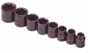 SKT-4058 SK 4058 8 Pc. 3/8 Dr. 6 pt. 5/16 - 3/4 Impact Socket Set