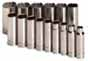 SKT-4815 SK 4815 15 Pc. 1/2 Dr. 12 pt. Deep 3/8 - 1 1/4 Socket Set
