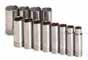 SKT-4822 SK 4822 12 Pc. 1/2 Dr. 6 pt. Deep 1/2 - 1 1/4 Socket Set